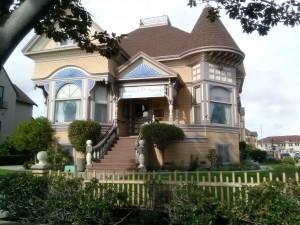 Steinbeck House, Dec 2014, Salinas California