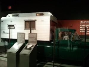 Rocinante, Steinbeck's custom-made traveling camper